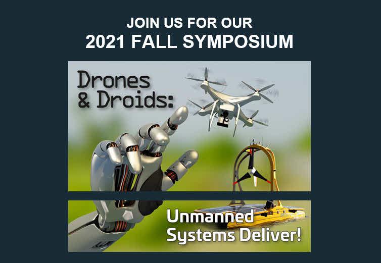 AUVSI Event - Drones & Droids: Unmanned Systems Deliver